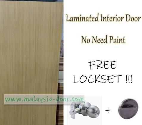"<Laminated Door> 27"" x78"" l door malaysia"