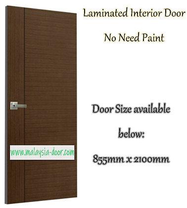<BARN DOOR> MDLD- 113 Laminated Door 113 door malaysia