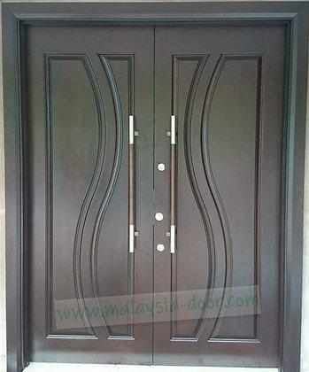 PY71L SOLID DOOR I MAIN DOOR I MALAYSIA DOOR