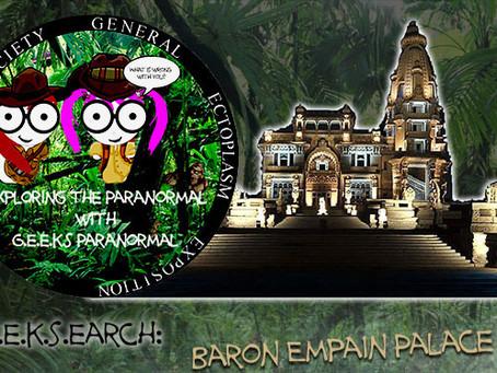 S02 EP45 RERUN Baron Empain Palace