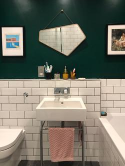 Dulwich bathroom