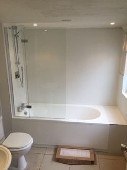 Bath and shower replacement