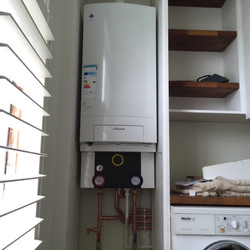 Light commercial boiler replacement - Pu