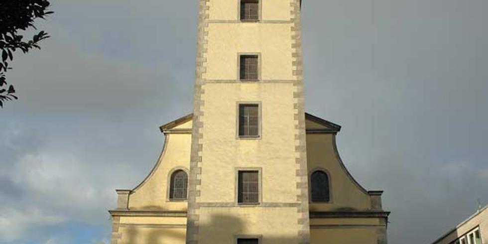 Musik in der Neanderkirche Düsseldorf