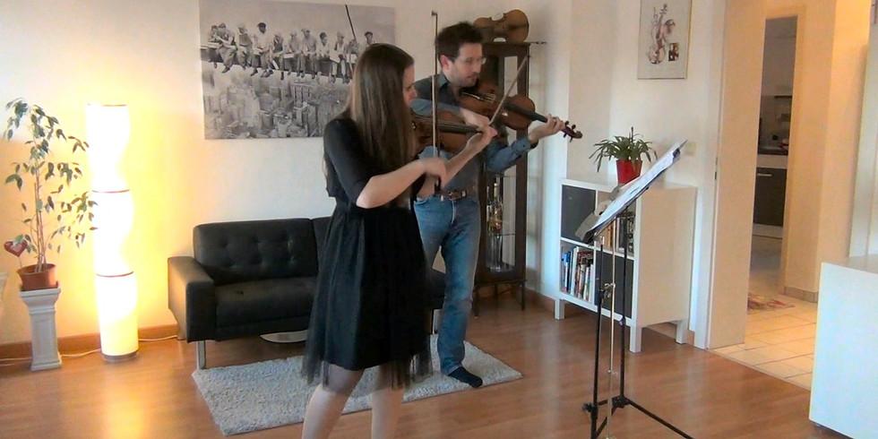 Ensemble Royal: Neujahrskonzert aus dem Wohnzimmer (Livestream)