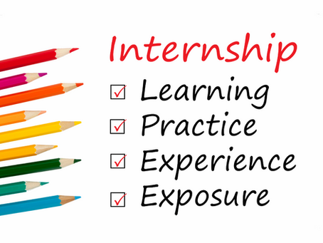 Design an Internship Program that Helps You Explore Your Future Career Possibilities