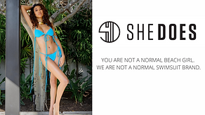 YOU ARE NOT A NORMAL BEACH GIRL. WE ARE