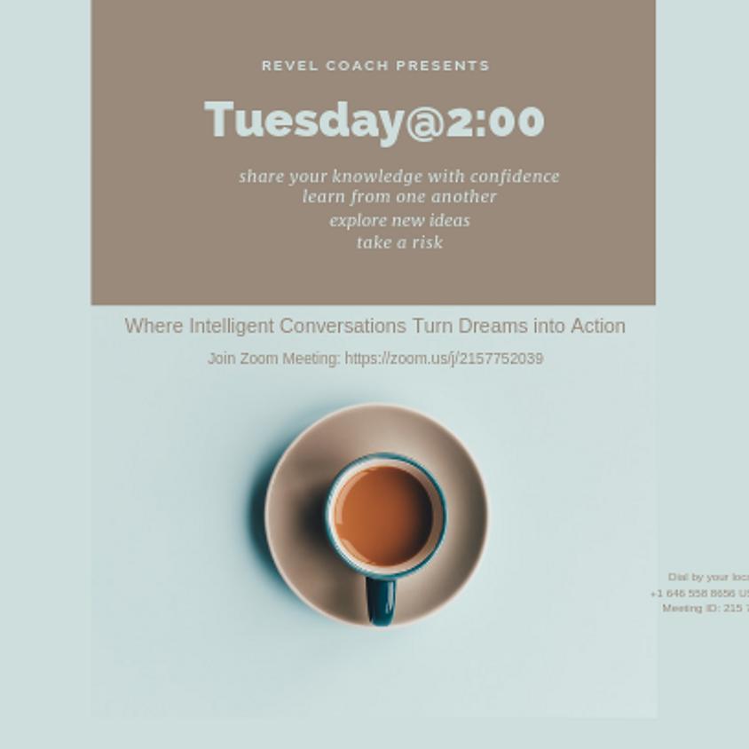 Tuesday@2:00