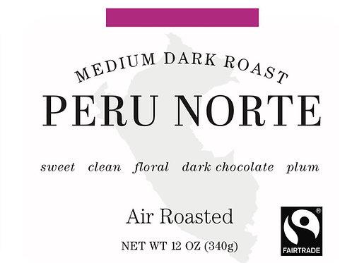 Fairtrade Peru Norte - 12oz. or 5lb bag