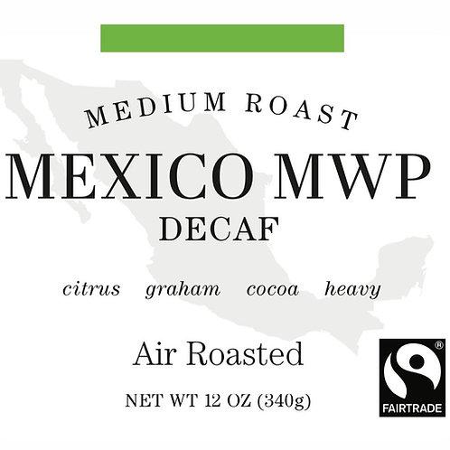 Fairtrade MWP Mexico Decaf - 12oz. or 5lb bag