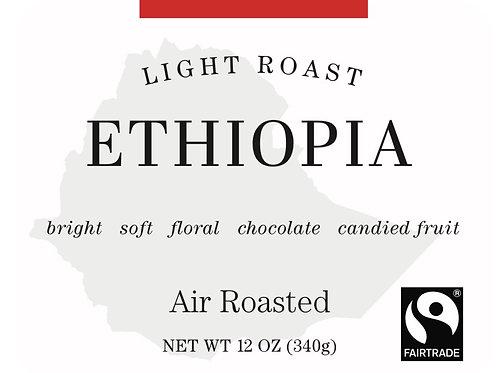 Fairtrade Ethiopia Yirgacheffe - 12oz or 5lb bag