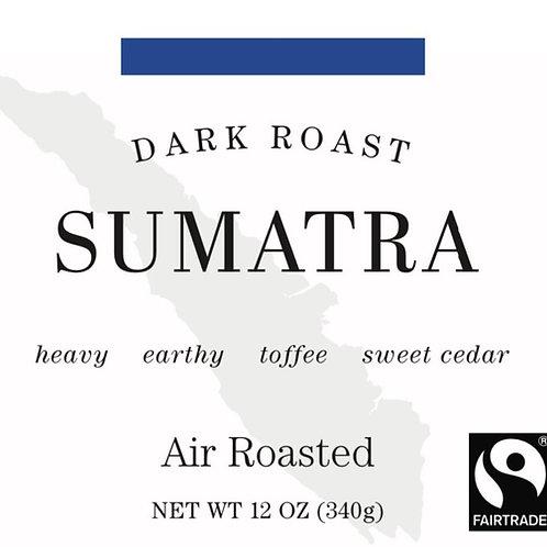 Fairtrade Sumatra Mandheling - 12oz. or 5lb bag
