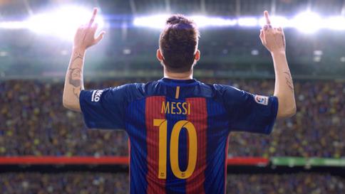 Cr7 vs Messi