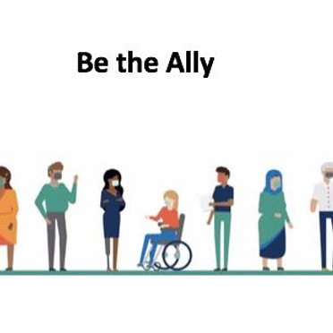 Be the Ally