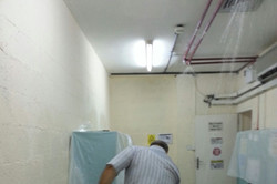 Foam Test (Al Ain Hospital)