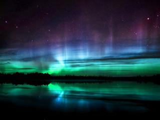 Auroras in July?