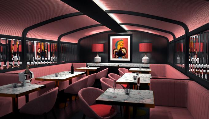 Bar Lounge Concept 1
