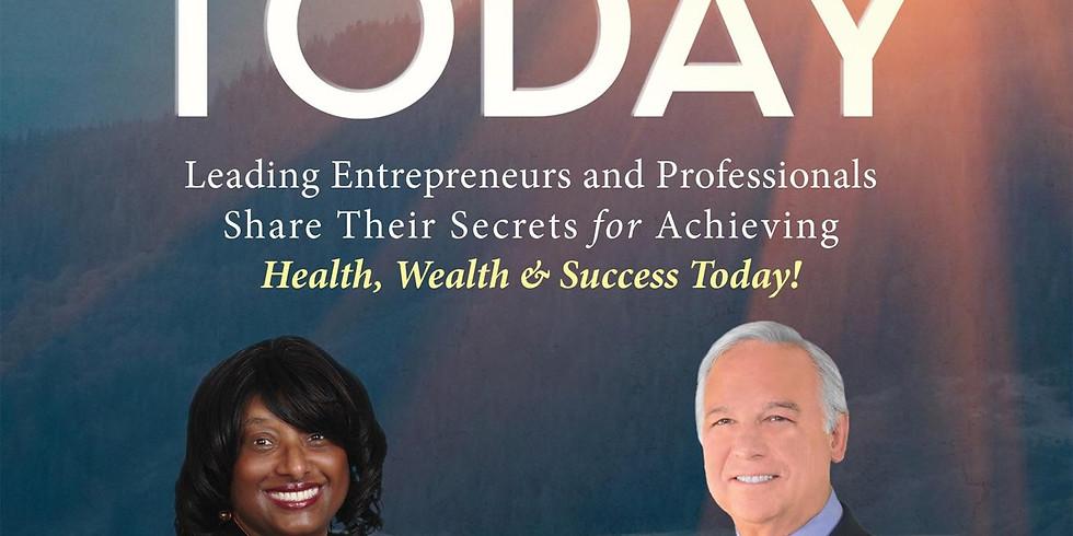 """""""Success Starts Today"""" - Alisha Adams Book Signing"""