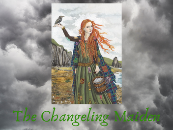 Flash: The Changeling Maiden