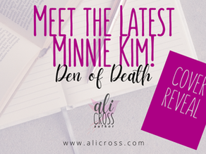 Cover Reveal for Den of Death!