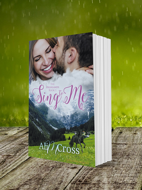Sing to Me (The Highlands #1)