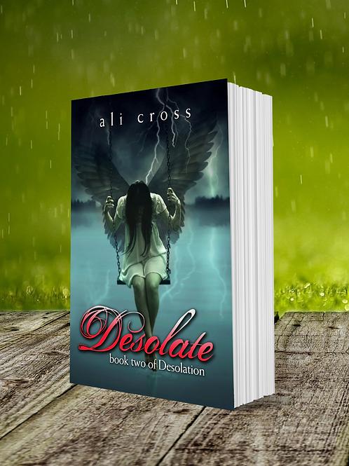 Desolate ORIGINAL COVER