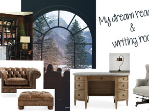 My Dream Reading & Writing Room