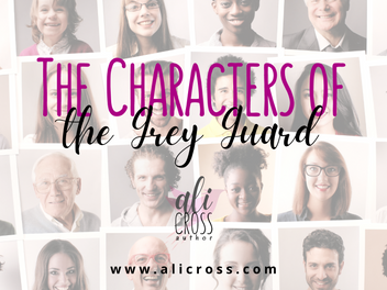 The Characters of the Grey Guard
