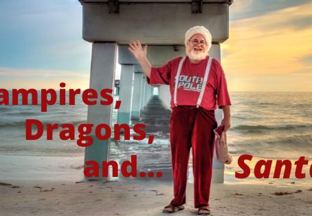 Flash: Vampires, Dragons, and...Santa?