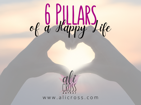 Six Pillars of a Happy Life