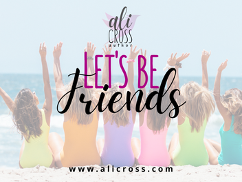 Want to Be Friends?