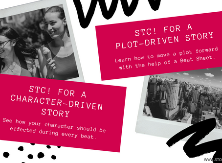 How a BS2 Can Help You Plan a Character- or Plot-Driven Story