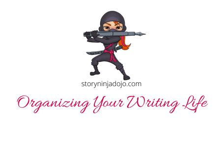 Organizing Your Writing Life