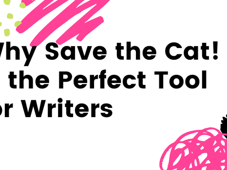 Why Save the Cat is the Perfect Tool for Writers
