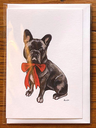 Chester - Greeting Card  | Alice Wilkinson