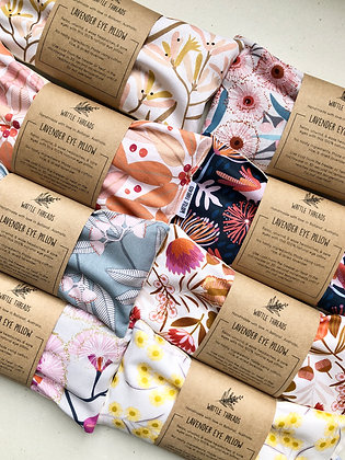 Lavender Scented Eye Pillow | Sophie Gibcus x Wattle Threads
