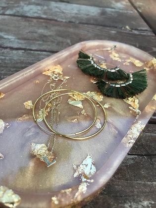 Resin Jewellery Holder   Lucy Stephan