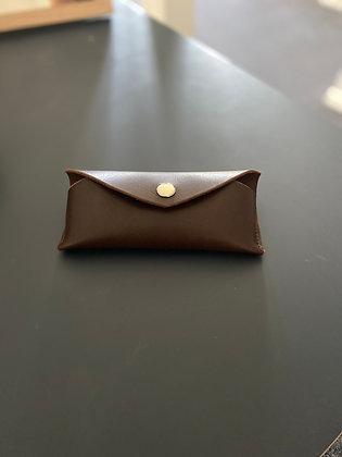 Leather Glasses Case | Vincent Bell