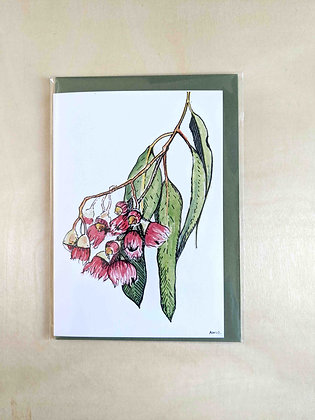 Gum - Greeting Card  | Alice Wilkinson