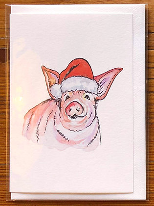 Hammie - Greeting Card  | Alice Wilkinson