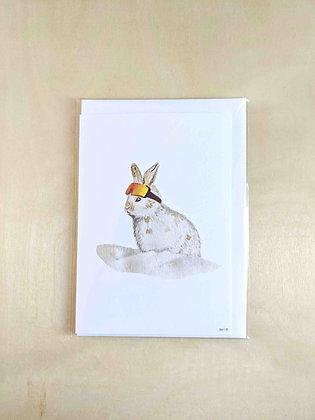 Eleni - Greeting Card  | Alice Wilkinson
