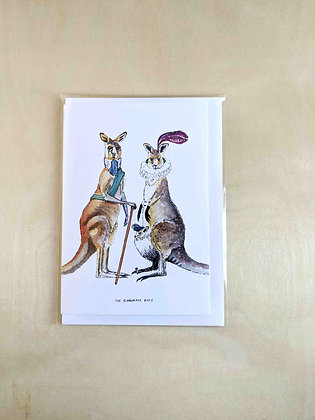 Roos - Greeting Card  | Alice Wilkinson