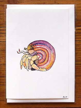 Herbie - Greeting Card   Alice Wilkinson