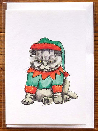 Mifty - Greeting Card    Alice Wilkinson
