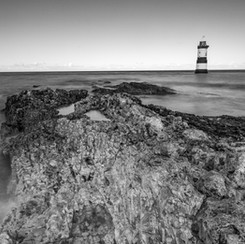 LIGHTHOUSE, PENMON, ANGLESEY