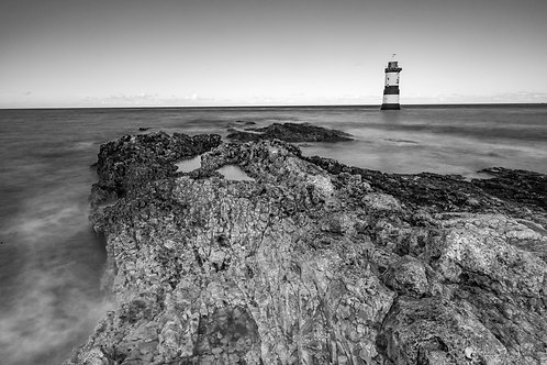 LIGHTHOUSE, PENMON, ANGLESEY MONO
