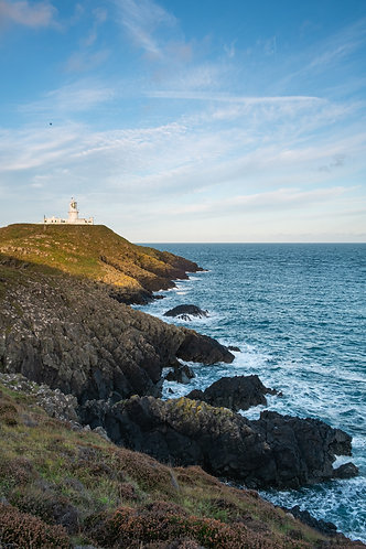 STRUMBLE HEAD LIGHTHOUSE i