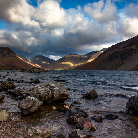 WAST WATER AUTUMN