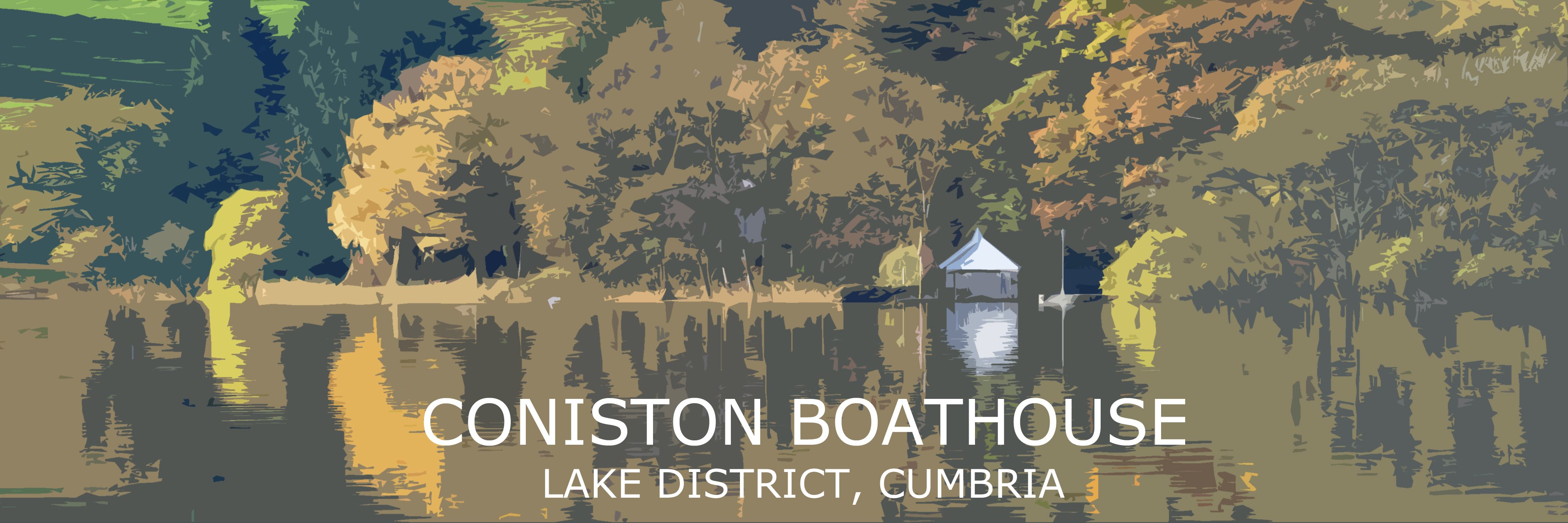 Coniston Boathouse