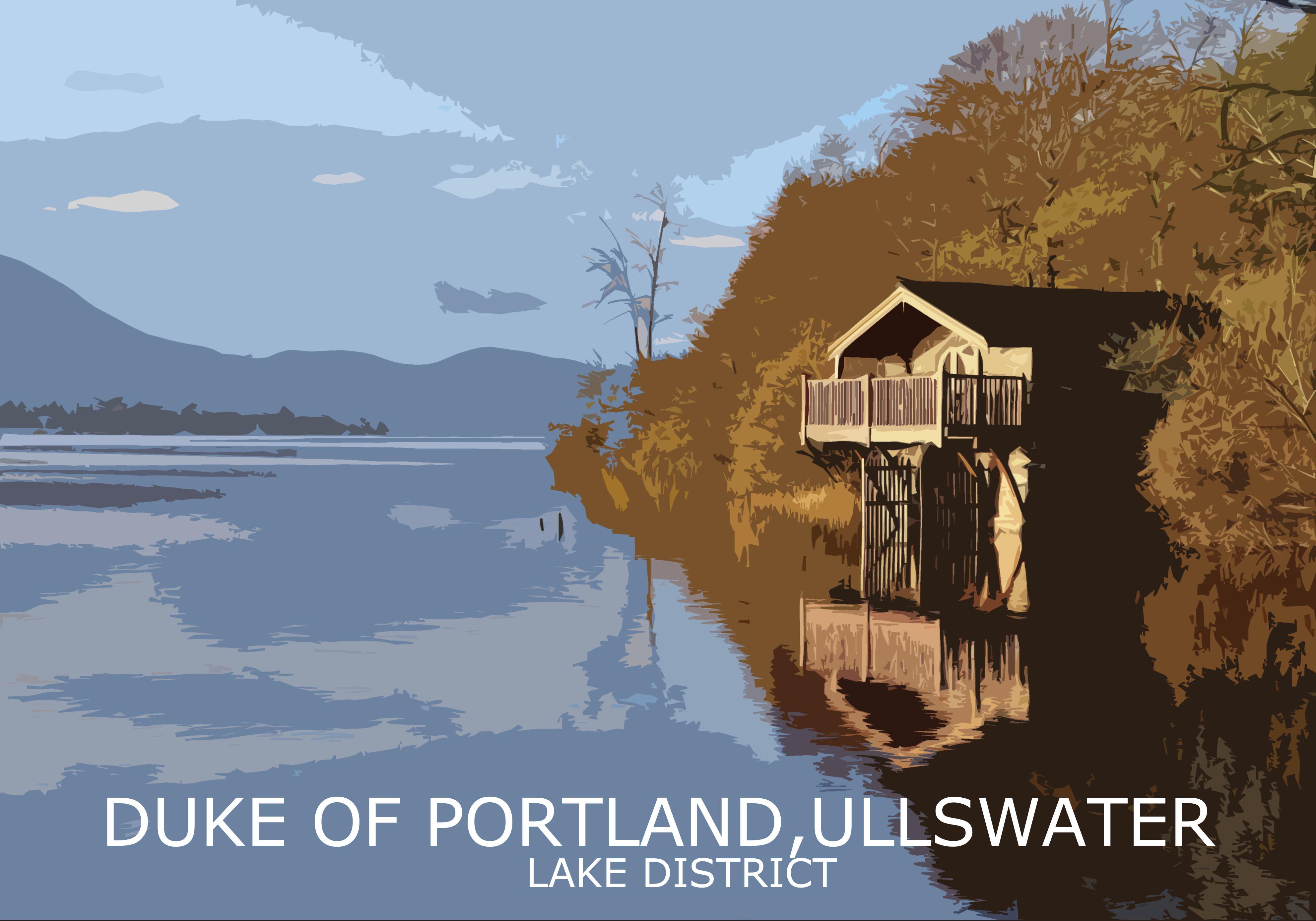 Duke of Portland,Ullswater